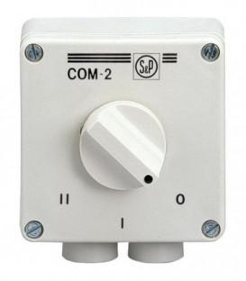 Commutateur 2 paliers Type COM-2