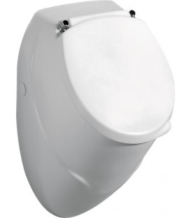 Urinoir avec abattant
