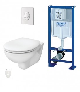 Pack Wc suspendu Grohe Autoportant
